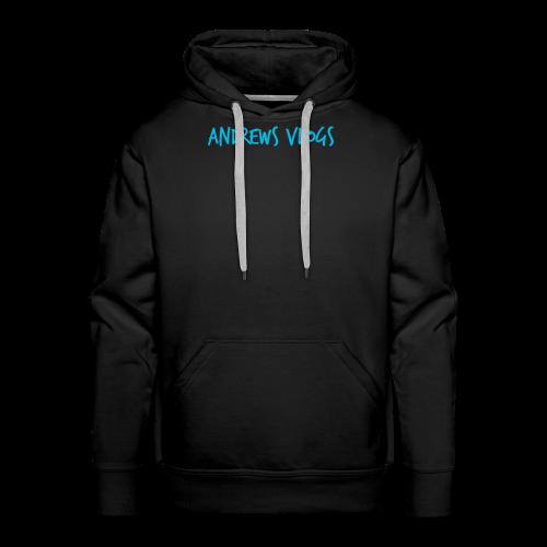Andrews Vlogs Logo - Men's Premium Hoodie