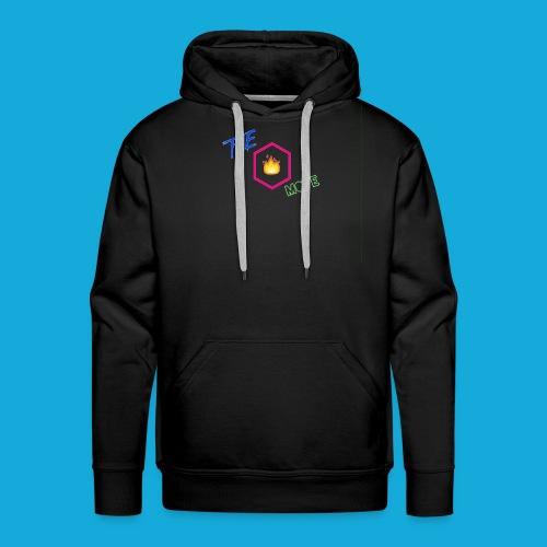 Brand Logo no background - Men's Premium Hoodie