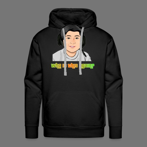 Who is This Again? - Men's Premium Hoodie