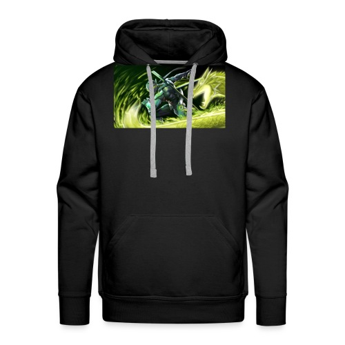 dragon power - Men's Premium Hoodie
