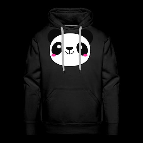 Panda Smiling Special Gift - Men's Premium Hoodie