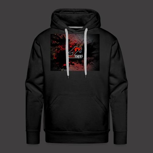 RedOpz Splatter - Men's Premium Hoodie