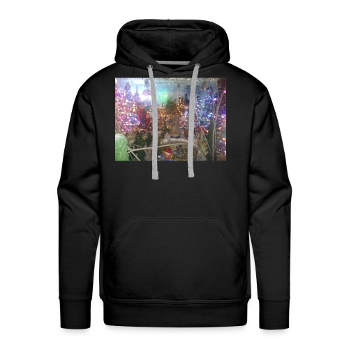 Happy holidays - Men's Premium Hoodie