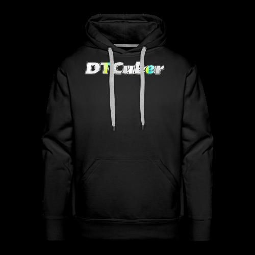 DTCuber Logo - Men's Premium Hoodie