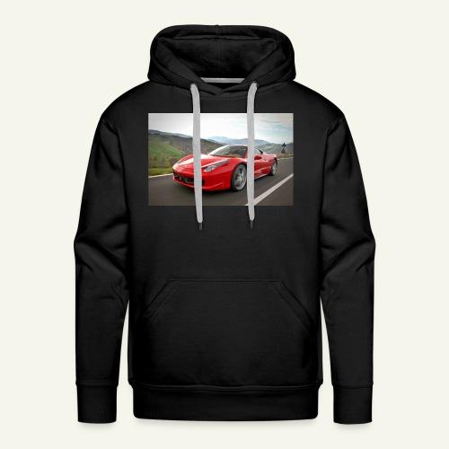 Ferrari 458 Italia 1 - Men's Premium Hoodie