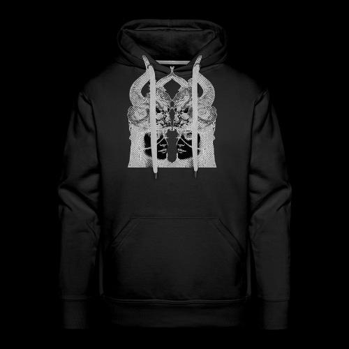 mojave phone booth hoodie - Men's Premium Hoodie