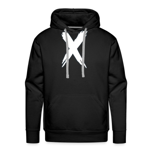 Xanny Pill YouTube Logo - Men's Premium Hoodie
