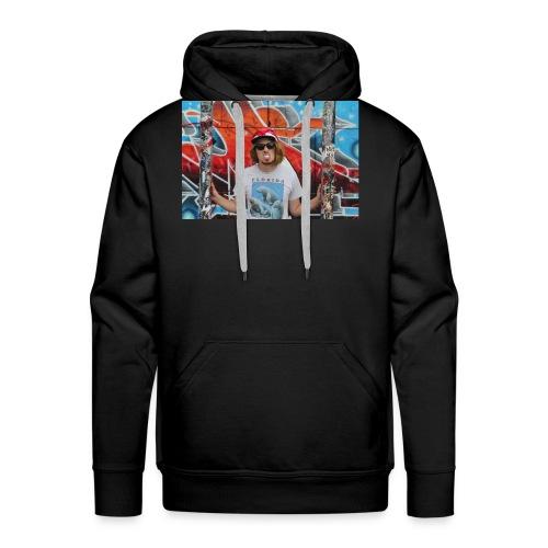 The Graffiti Collection - Men's Premium Hoodie