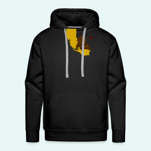 New California - Men's Premium Hoodie