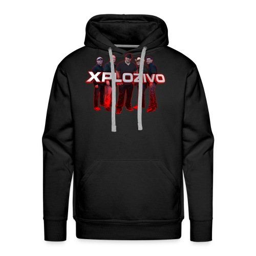 XPLOZIVO 2017 - Men's Premium Hoodie
