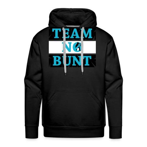 Team No Bunt - Men's Premium Hoodie