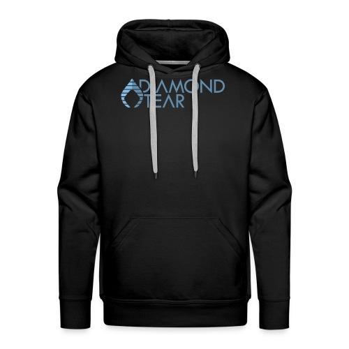 Diamond Tear - Men's Premium Hoodie