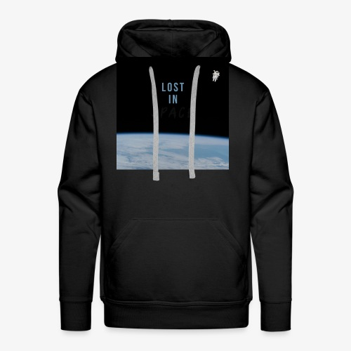 Outer Space - Men's Premium Hoodie