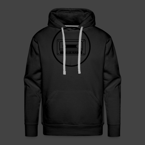 team remix Black variant - Men's Premium Hoodie