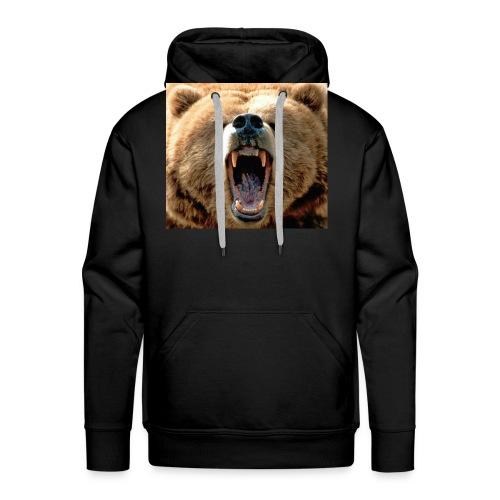 fLaRe BeArZ custom shirt (me - Men's Premium Hoodie