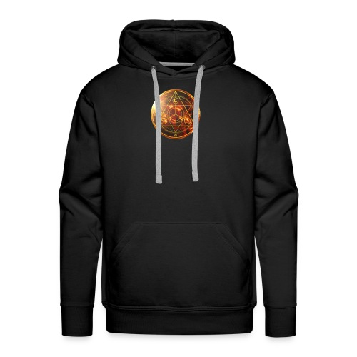 TOC- The Icon - Men's Premium Hoodie