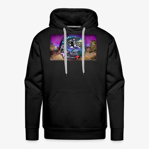 Mother CreepyPasta Land - Men's Premium Hoodie