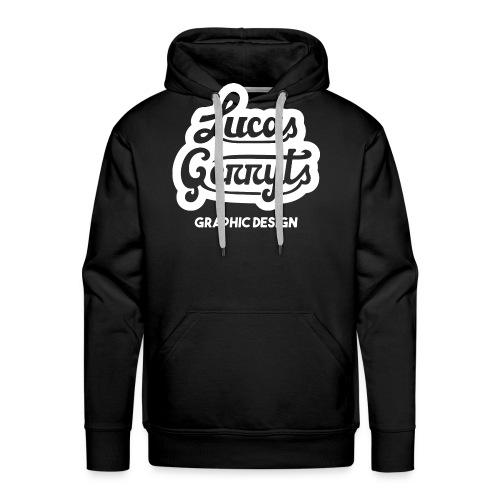 Lucas Gerryts Graphic Design 1 - Men's Premium Hoodie
