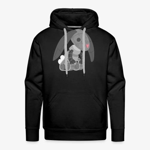 Robot Bunny - Men's Premium Hoodie