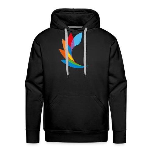 shirt color beautiful - Men's Premium Hoodie