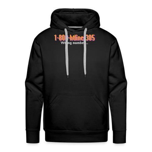 1-800-Hotline-Miami - Men's Premium Hoodie