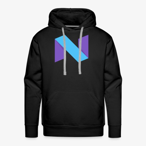 NexxusClan Classic Logo - Men's Premium Hoodie