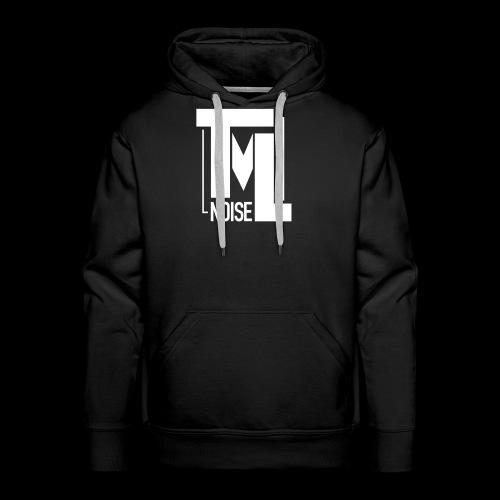 TML Noise Logo Classic - Men's Premium Hoodie