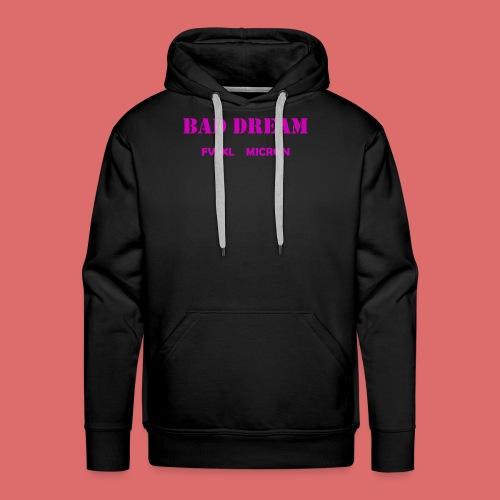Bad dream - Men's Premium Hoodie