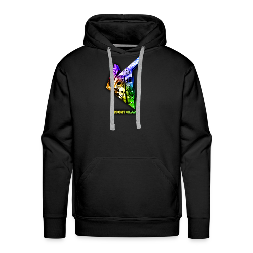 GhosT Clan Abstract Rainbow - Men's Premium Hoodie