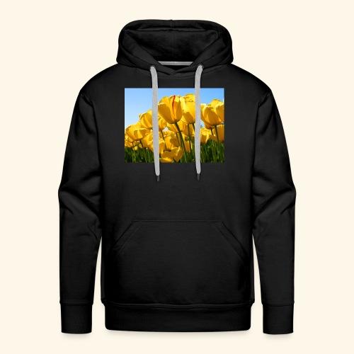 Tulips - Men's Premium Hoodie