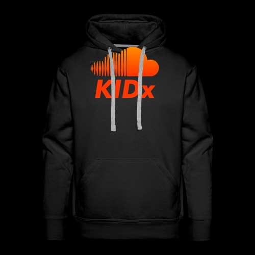 SOUNDCLOUD RAPPER KIDx - Men's Premium Hoodie
