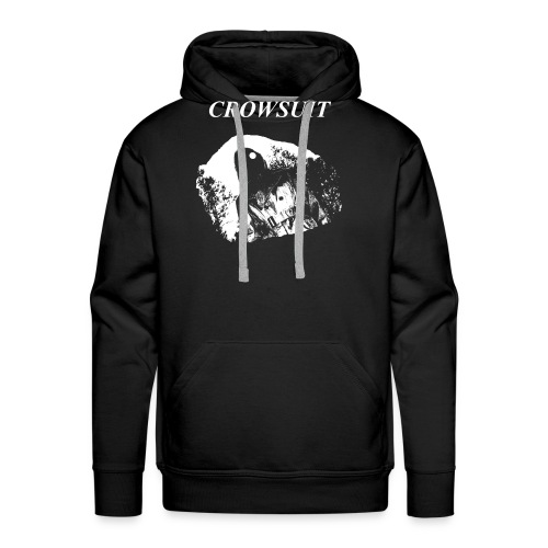Crowsuit: V1 Logo - Men's Premium Hoodie
