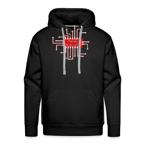 Niko Media ( CPU STYLE ) T-Shirts/Hoodies - Men's Premium Hoodie