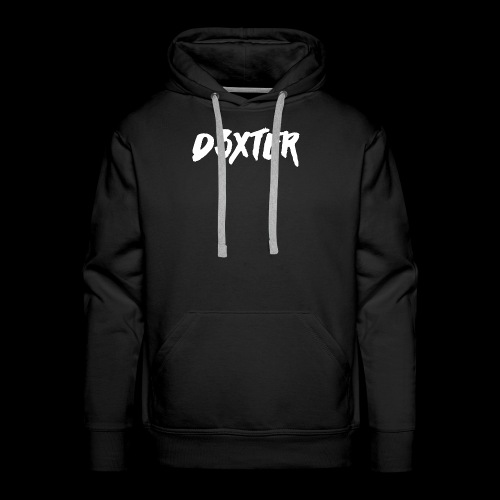 D3XTER - Men's Premium Hoodie