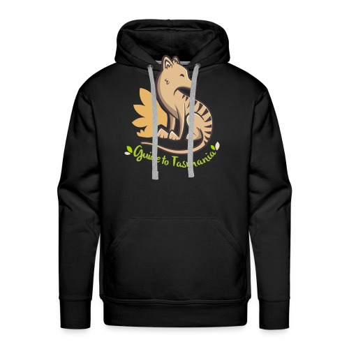 Guide To Tasmania - Men's Premium Hoodie
