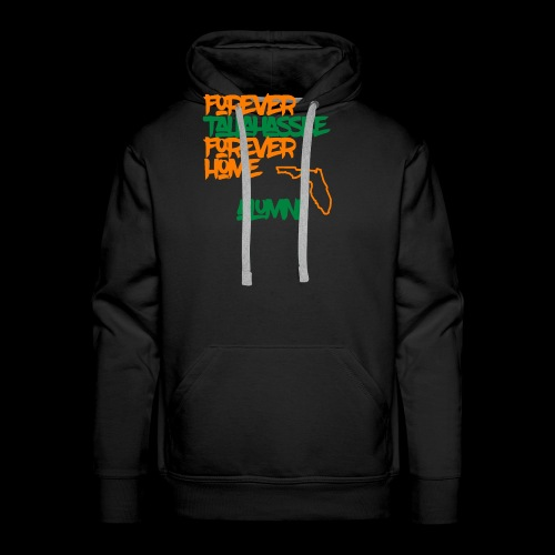 Forever Tally - Men's Premium Hoodie
