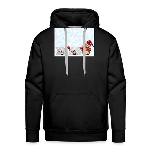 xmas - Men's Premium Hoodie