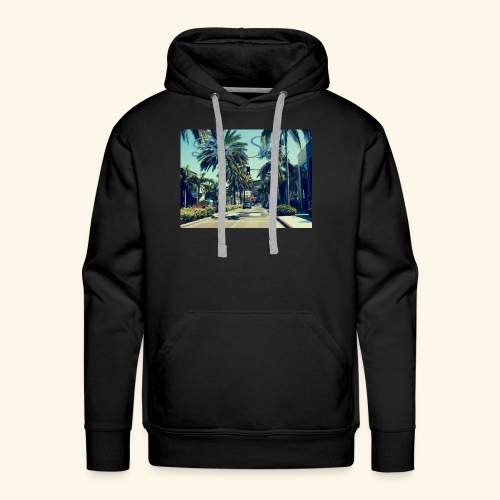 Blue Skies Beverley Hills Edition - Men's Premium Hoodie