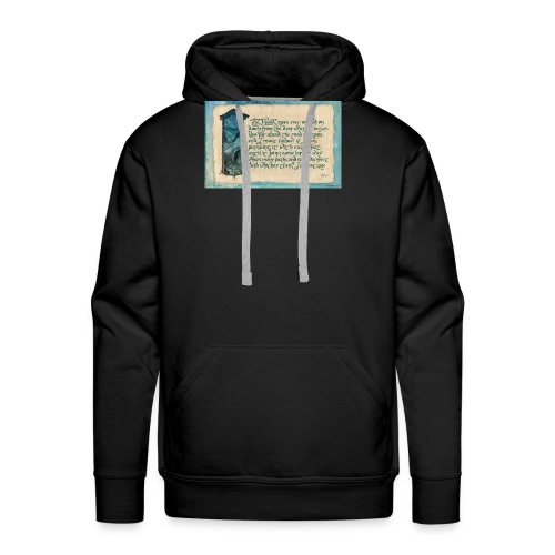 A Parkie's Tale-The Road Goes Ever On - Men's Premium Hoodie