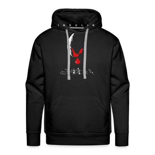 Alien Insulin Shirts - Men's Premium Hoodie