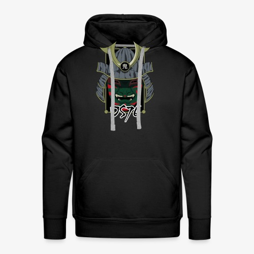 OS76 TENGU - Men's Premium Hoodie