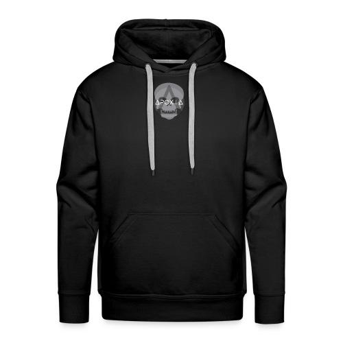 Apoxia Skull - Men's Premium Hoodie