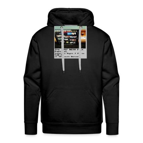 T Shirt 5 Front - Men's Premium Hoodie