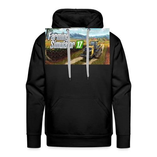 Farming Simulator 2017 Merchandise - Men's Premium Hoodie