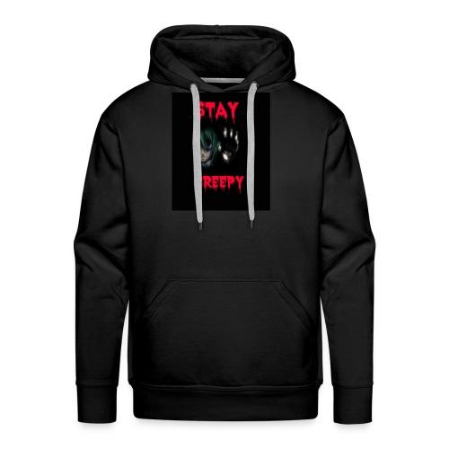Stay Creepy Hoodie - Men's Premium Hoodie
