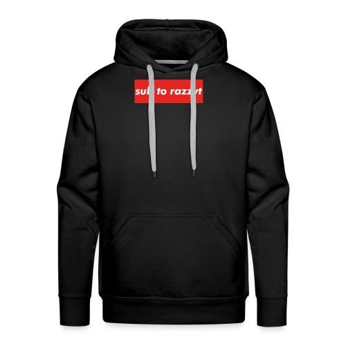 Sub To RazzyT - Men's Premium Hoodie