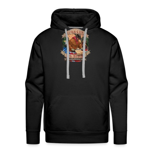 PLS-LOGO_2 - Men's Premium Hoodie