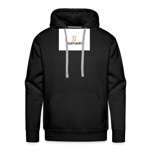 TheDifference01 - Men's Premium Hoodie