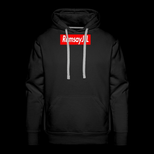 The Supreme Look - Men's Premium Hoodie