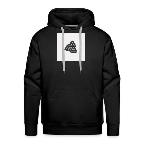 Triple Cube - Men's Premium Hoodie